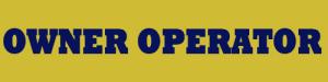 owneroperator
